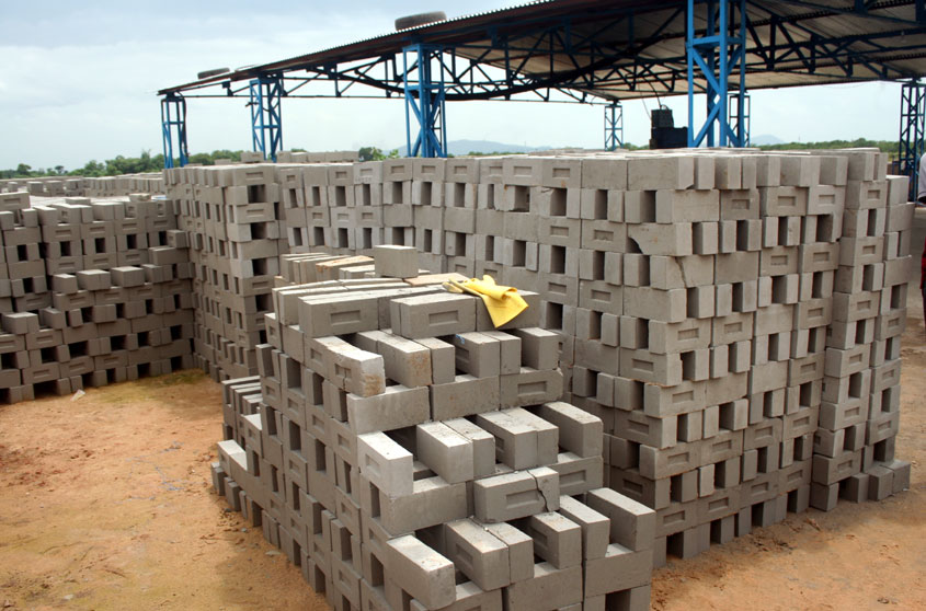 TARA Mechram Fly Ash Bricks